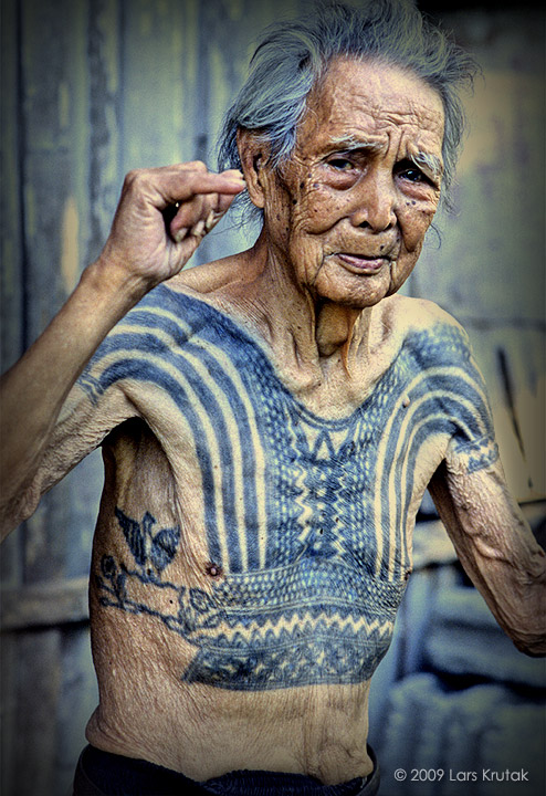 THE KALINGA BATOK (TATTOO) FESTIVAL | | LARS KRUTAK