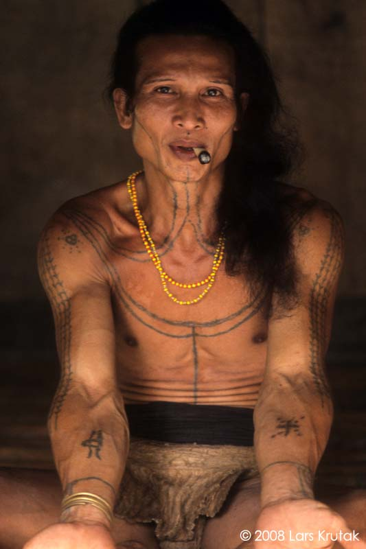 Aman Ipai Has Many Tattoos Including A Crucifix Like Crab Tattooed On His Right
