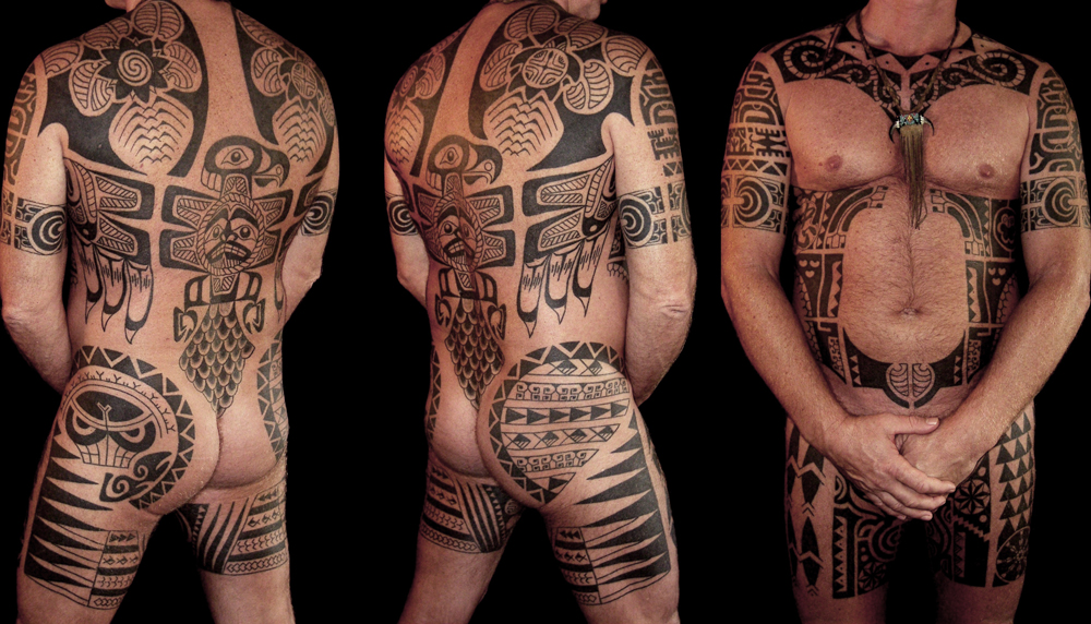 Colin Dale The Forbidden Tattoo Lars Krutak