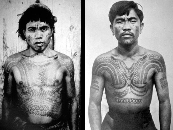 Return Of The Headhunters The Philippine Tattoo Revival Lars Krutak