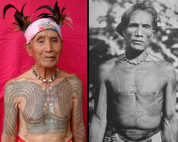 return of the headhunters the philippine tattoo revival lars krutak. Black Bedroom Furniture Sets. Home Design Ideas