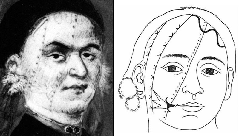 Tattooed War Clubs Of The Iroquois Lars Krutak