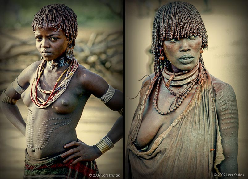 Ethiopias Last Frontier The Bloody World Of The Hamar Tribe