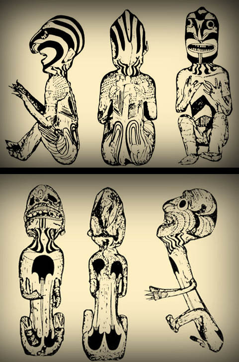 Embodied Symbols Of The South Seas Tattoo In Polynesia Lars Krutak